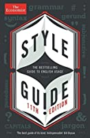 The style guide economist pdf