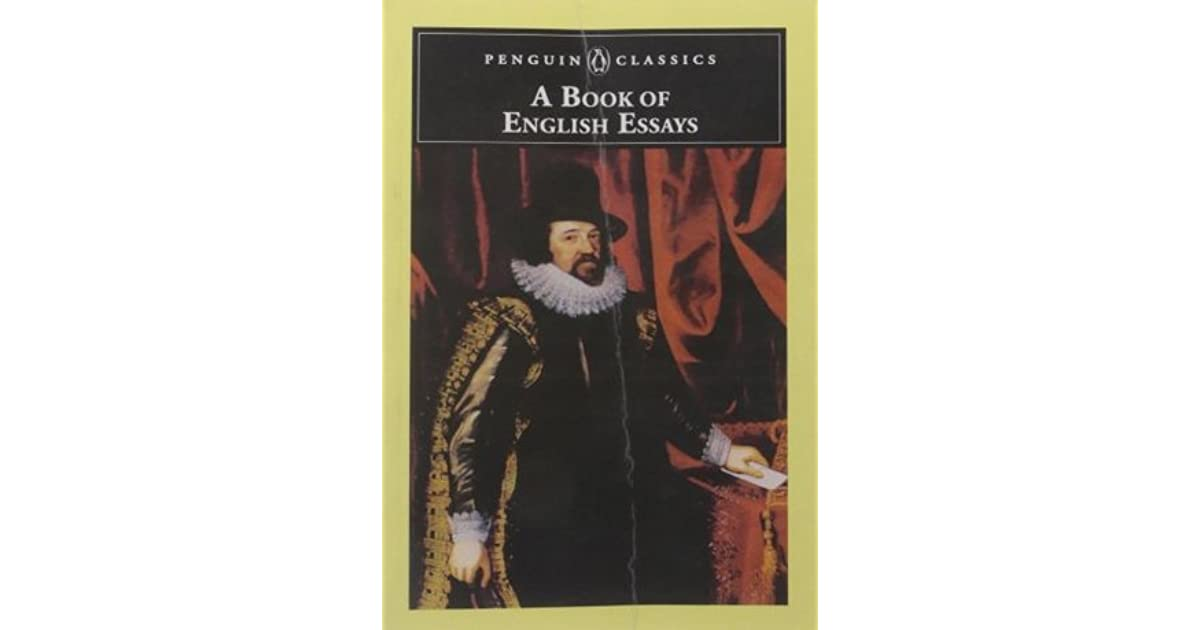a book of english essays by w e williams