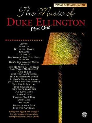 The Music of Duke Ellington Plus One: Piano Acc.