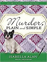 Murder, Plain and Simple