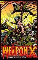 Weapon X (Wolverine Marvel Comics)