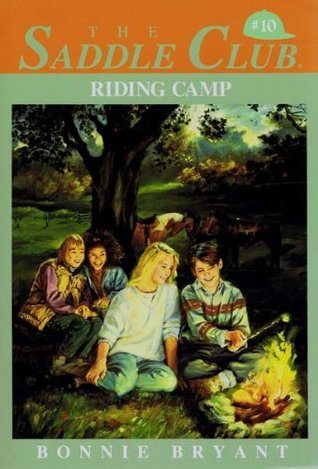 Riding Camp by Bonnie Bryant