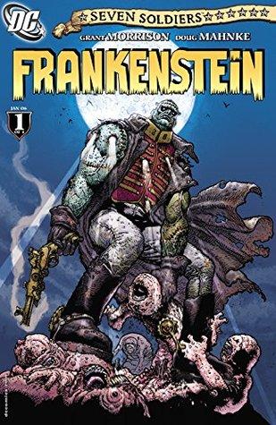 Seven Soldiers: Frankenstein (2005-) #1