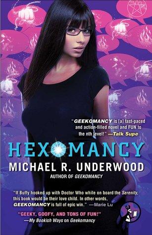 Hexomancy (Ree Reyes, #3)