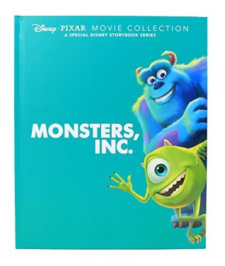 Disney Movie Collection Monsters, Inc. by Walt Disney Company