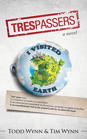 Trespassers: a science-fiction novel