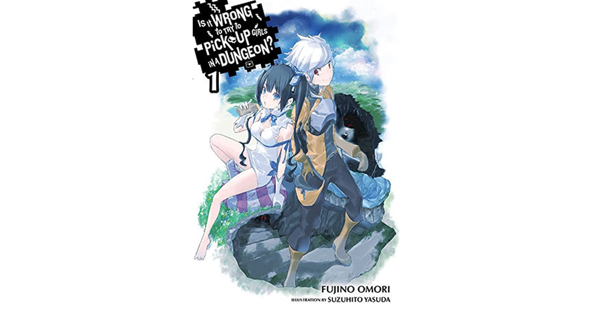 Is It Wrong to Try to Pick Up Girls in a Dungeon? Light