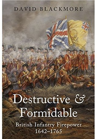 Destructive and Formidable by David John Blackmore