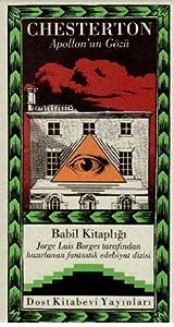 Apollon'un Gözü (Babil Kitaplığı, #6)