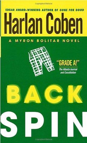 Back Spin (Myron Bolitar, #4)