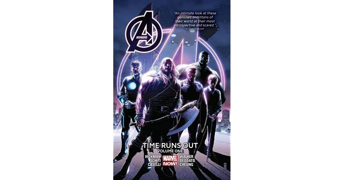 Avengers: Time Runs Out, Volume 1 by Jonathan Hickman