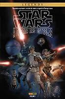 Star Wars: A Guerra nas Estrelas #01