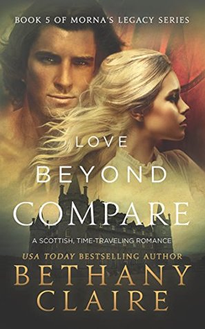 Love Beyond Compare (Morna's Legacy, #5)