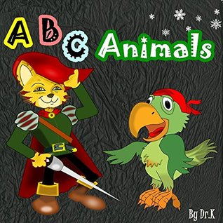 Books for Kids: ABC Animals: Beautiful colored animal photos & Games for kids (kids books Ages 1-6, Children's Books, Early Learning (Alphabet)