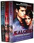 Strange Angels Novels Collection: Strange Angels, Betrayals, Jealousy
