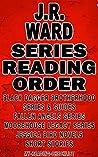 J.R. Ward: Series Reading Order