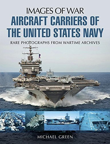 Aircraft Carriers of the United States Navy  Rare Photographs from Wartime Archives