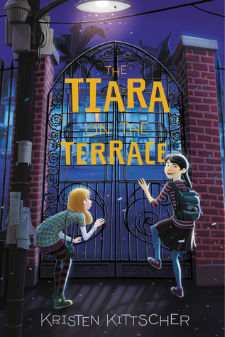 The Tiara on the Terrace (Young and Yang, #2)