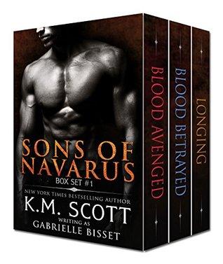 Sons of Navarus Box Set #1