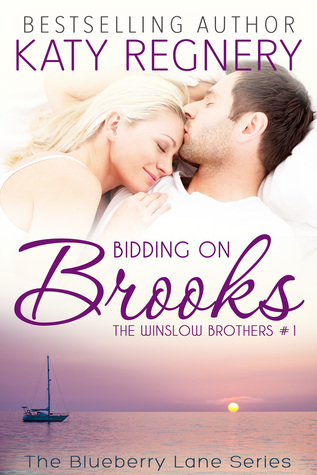 Bidding on Brooks (The Winslow Brothers, #1; Blueberry Lane, #7)