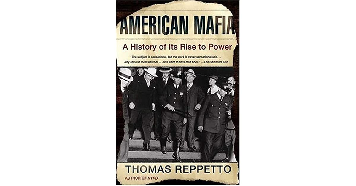 a look at the history of the american mafia Nearly 125 mafia members were arrested in new york, new jersey, and rhode island on thursday morning as part of what is being claimed as the largest organized-crime shakedown in fbi history according to early reports from the new york times, the mobsters were arrested for standard crimes like extortion and.