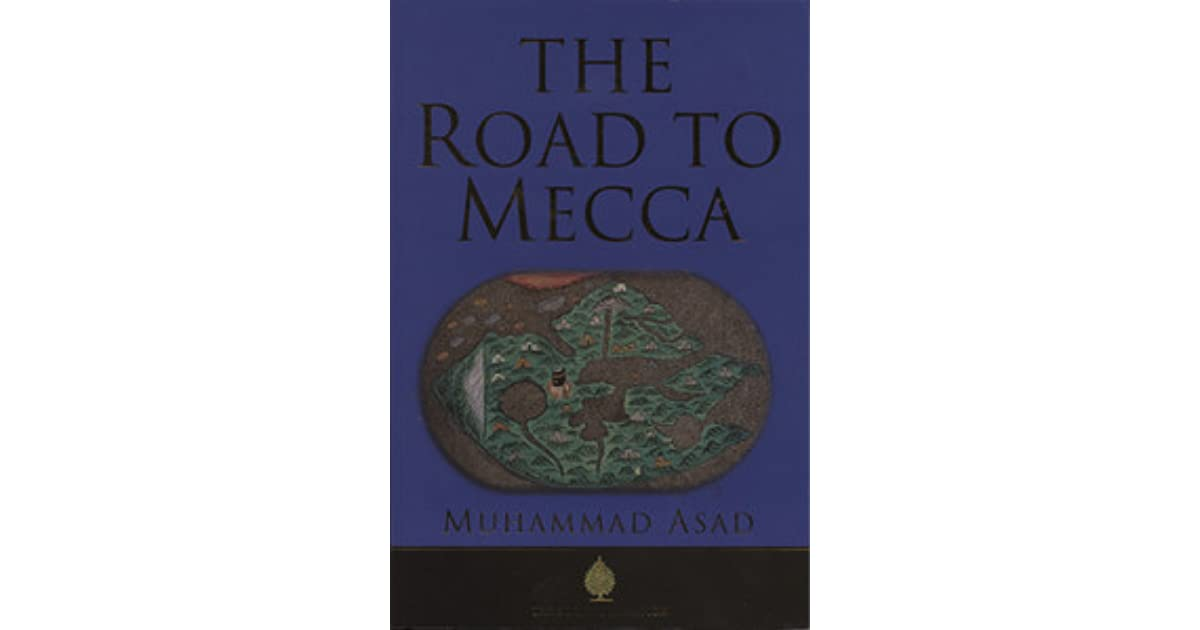 The Road To Mecca Book