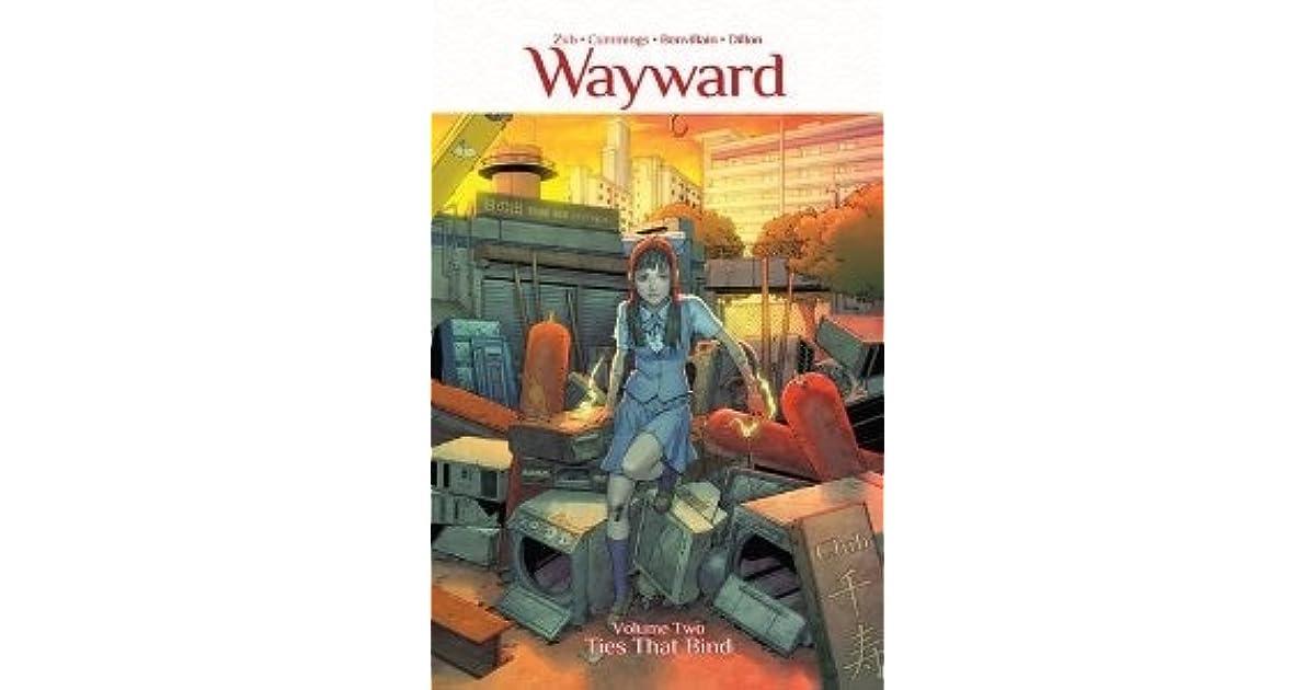 Read Wayward Vol 2 Ties That Bind By Jim Zub