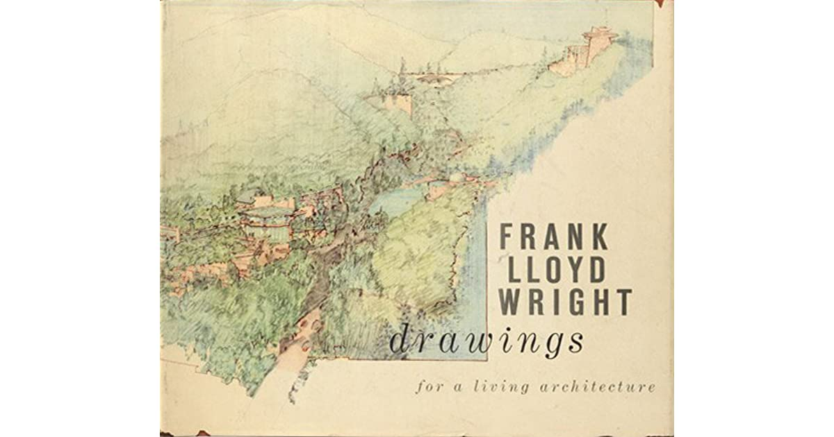 Famous Buildings of Frank Lloyd Wright Coloring Book Dover Adult ... | 630x1200