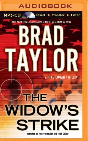 The Widow's Strike (Pike Logan, Book 4)