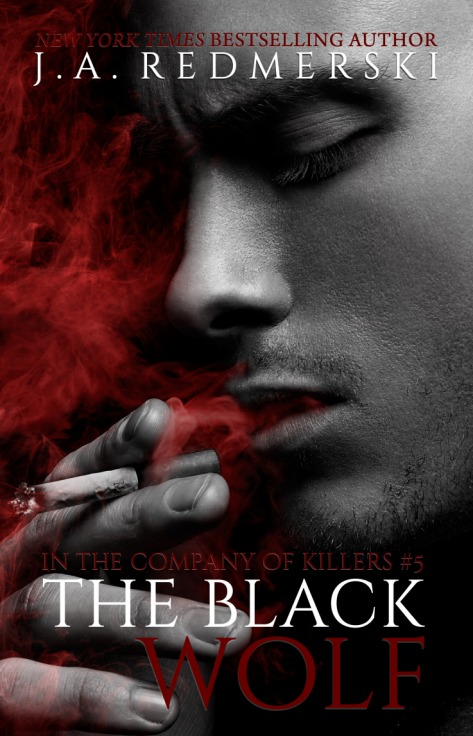 The Black Wolf by J.A. Redmerski