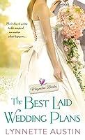 The Best Laid Wedding Plans (Magnolia Brides, #1)