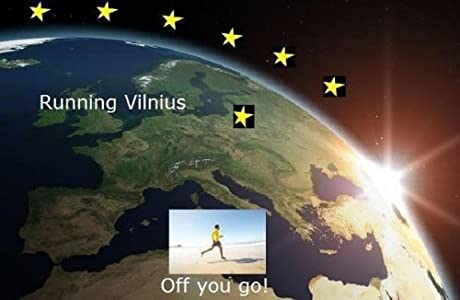 Running Vilnius (Running the EU Book 26)