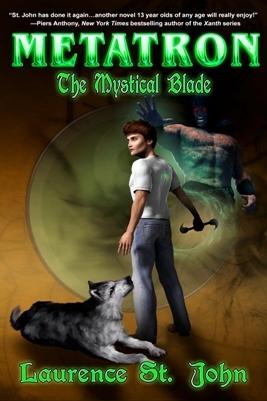 Metatron: The Mystical Blade  pdf