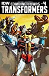 Transformers (2011-2016) #41: Combiner Wars Part 4 (Transformers: Robots In Disguise (2011-2016))