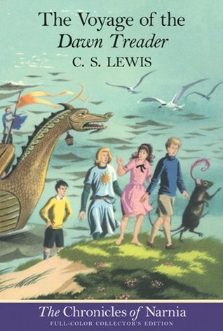The Voyage of the Dawn Treader by C.S. Lewis