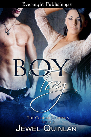 Boy Toy (The Cougar Journals, #2)