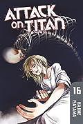 Attack on Titan, Vol. 16