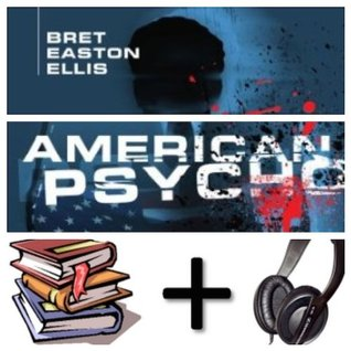 American Psycho Audiobook PACK [Book + 2 CD MP3]