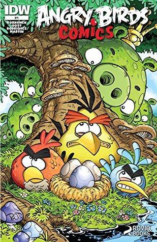 Angry Birds Comics #11 (Angry Birds Mini-Comic)