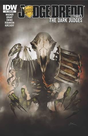 Judge Dredd Classics: The Dark Judges #5