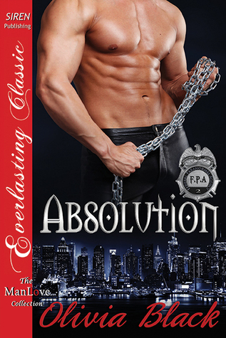 Absolution (Federal Paranormal Agency, #2)