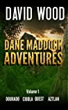 The Dane Maddock Adventures- Volume 1 (Dane Maddock #1-3)