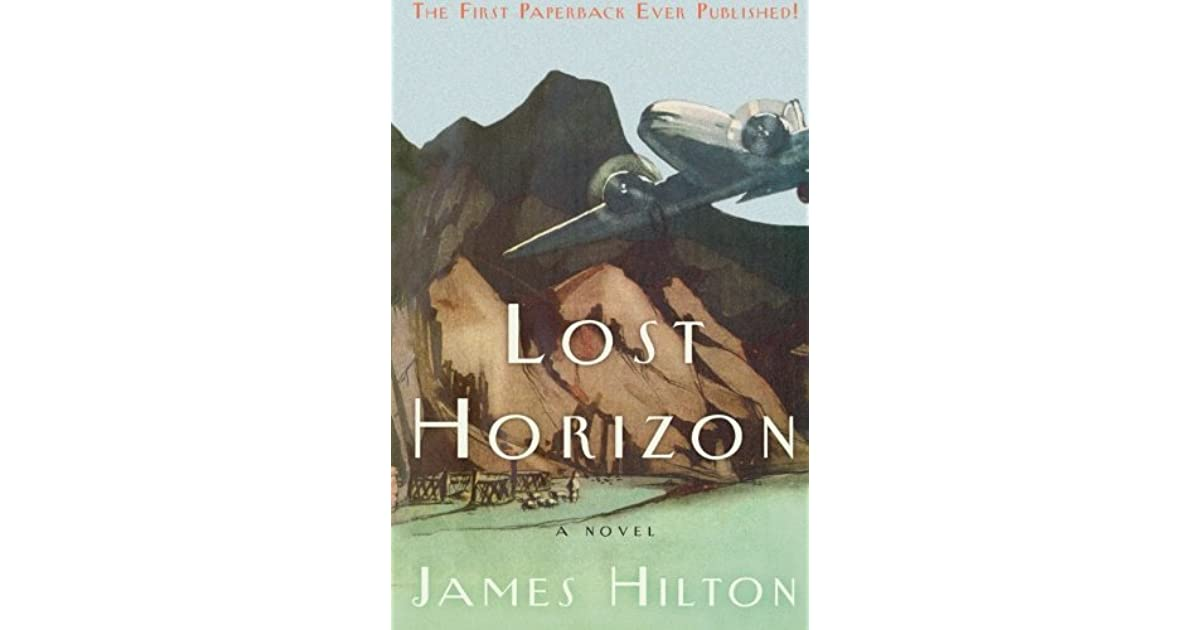 Lost horizon by james hilton fandeluxe Images
