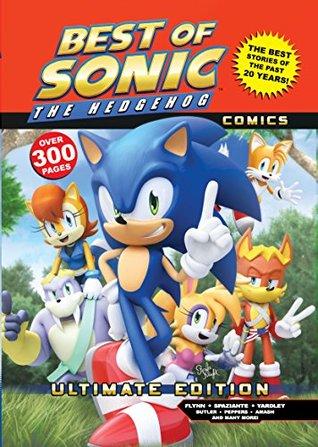 The Best of Sonic the Hedgehog Comics