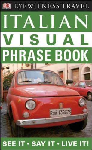 dk publishing italian phrase book eyewitness travel guides