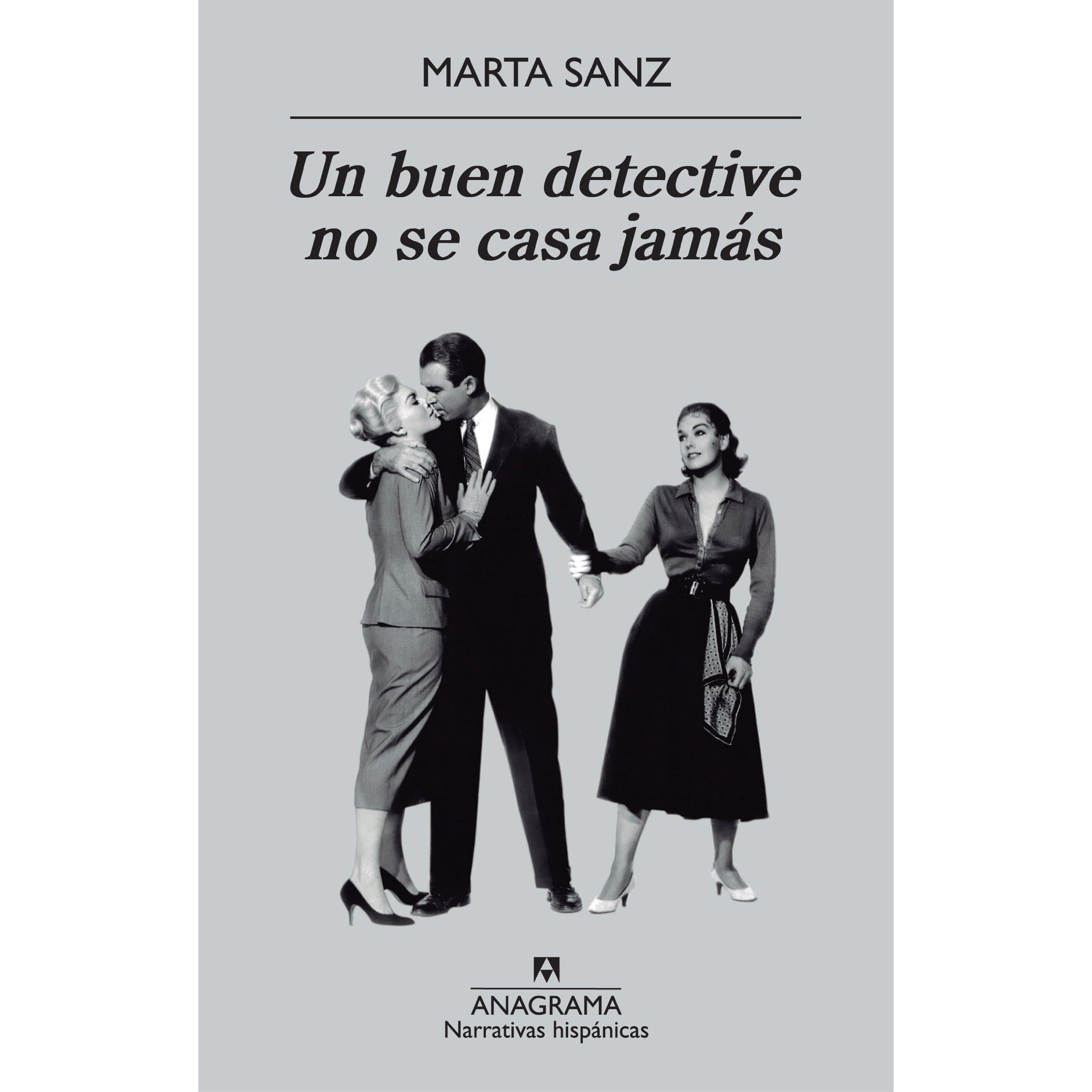 Un buen detective no se casa jamás - Zarco 02 - Marta Sanz 15976606._UY2560_SS2560_