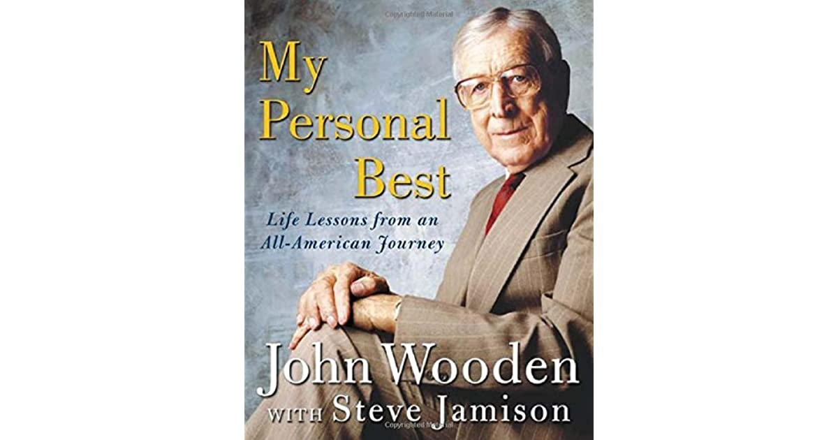 5363aaf040721 My Personal Best: Life Lessons from an All-American Journey by John ...
