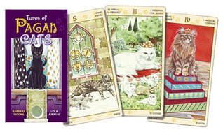 Tarot of the Pagan Cats
