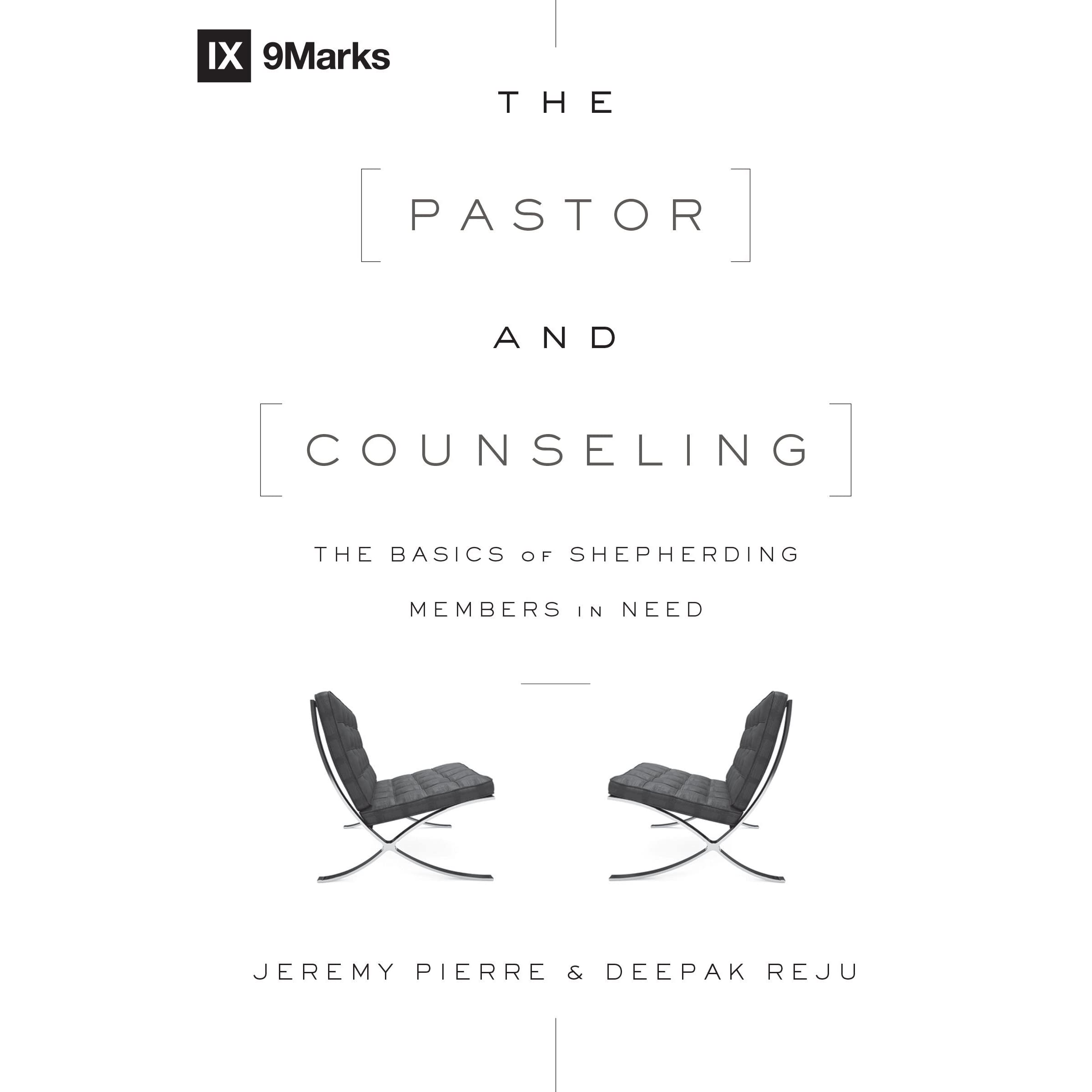 The Pastor And Counseling The Basics Of Shepherding Members In Need