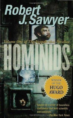 Hominids (Neanderthal Parallax, #1)